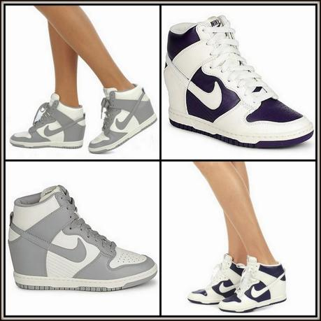 Nike Dunk Sky Hi: a trendy but sporty shoe