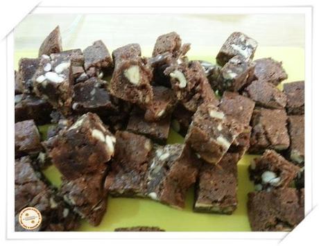 Cubetti di panforte al cioccolato paperblog - Bagno di cioccolato ...