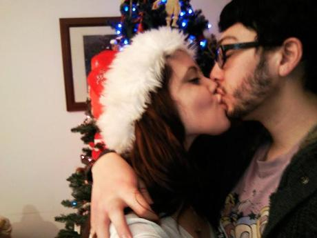 Love is all around - Christmas '12.