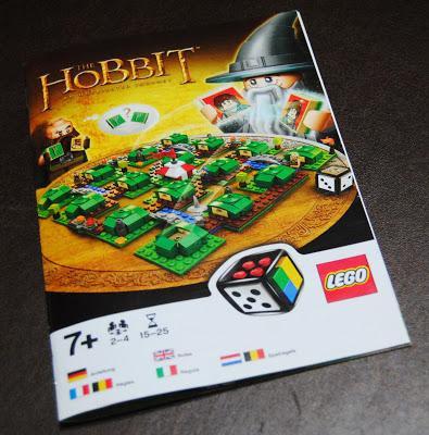 Lo Hobbit Il Nuovo Gioco Da Tavolo Della Lego Paperblog