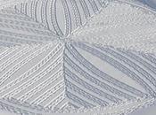 Snow drawing Simon Beck