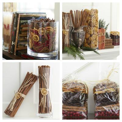 Decorazioni natalizie candele e lanterne pottery barn - Decorare lanterne ...