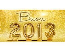 Aspettando l'anno nuovo....2013