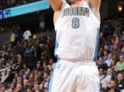 Gallinari record Denver vince, Clippers