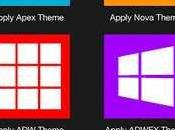 Windows Theme Launcher smartphone Android