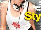 Anne Hathaway radiosa sulla cover Glamour