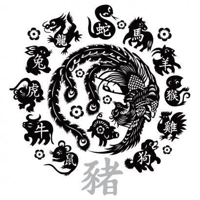 Calendario Cinese Segni.I Dodici Segni Zodiacali Nel Calendario Cinese Paperblog