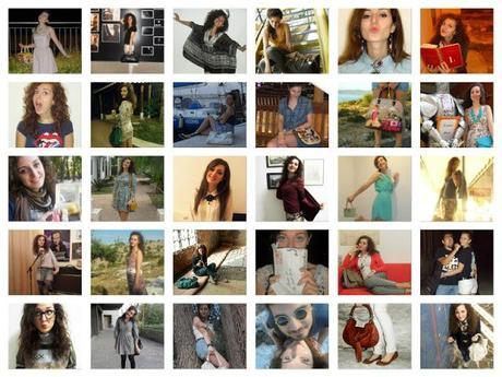 My favorite outfits of 2012