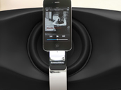 Bowers Wilkins Zeppelin Air: stato dell'arte dock Airplay.