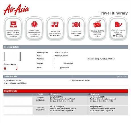 Vietnam, here we come!