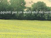 Appunti week verde: ricetta buonumore