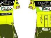 Svelata nuova maglia Vini Fantini-Selle Italia