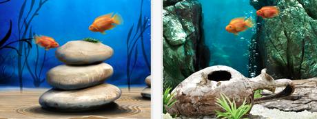 Trasforma il tuo ipad in un acquario con iquarium hd free for Comprare un acquario