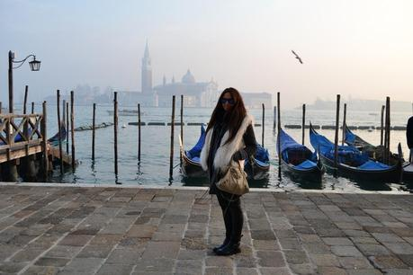 My First day of 2013: Venice.