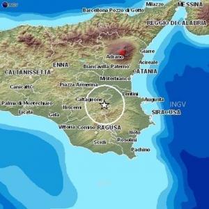 Terremoto questa mattina a Catania e Messina, magnitudo 4.3, paura in Sicilia