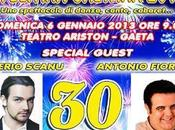 Scanu superstar Befana Gaeta 2013″: Valerio Rock!