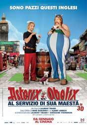 Recensione Asterix Obelix servizio Maestà