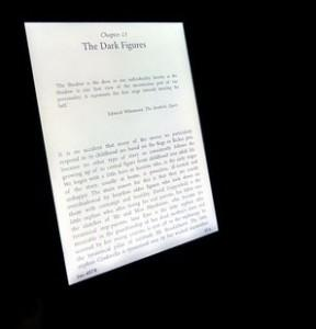Kindle Paperwhite Luce