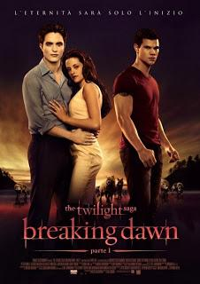 BREAKING DAWN parte I
