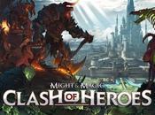 Might Magic Clash Heroes iPad iPhone gennaio, ecco trailer lancio