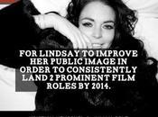 strategia digitale Lindsay Lohan