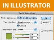 Tutorial Illustrator colori globali