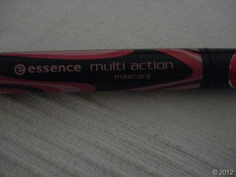 mascara multi action essence, mascara essence, mascara essence review