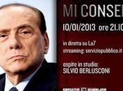 Berlusconi ospite Santoro Servizio Pubblico nell'atteso duello l'avversario storico