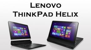 Lenovo ThinkPad Helix - Logo