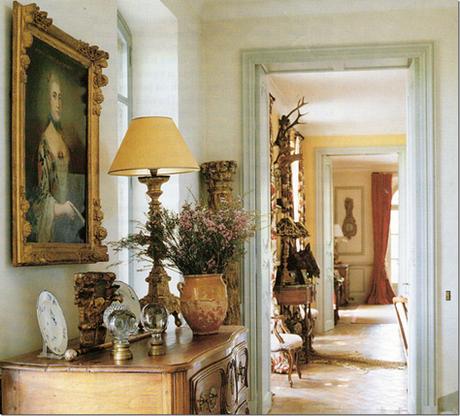 aarredamento provenzale interior design : ... in provenza di una fantastica interior designer americana - Paperblog