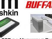 Nuovi enterprise Mushkin, mentre Buffalo presenta alcuni esterni