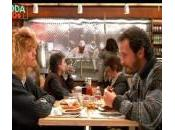 """Harry presento Sally"", commedia brillante irriverente) rivedere"