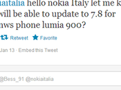 Windows Phone Nokia Lumia 900, 800, 710, Conferma Italia