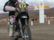 DAKAR 2013, Giorno giornata difficile l'Husqvarna Rallye Team Speedbrain