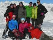 Scialpinismo Roccabella vicino passo Julier: gita fine anno 2012!