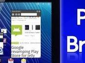 Browser Popup sulla home screen Android gratis