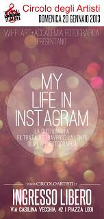 MY LIFE IN INSTAGRAM è mostra