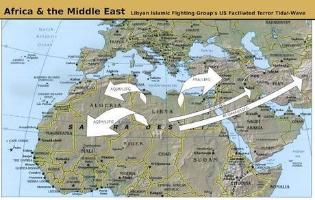 LA NATO FINANZIA, ARMA E COMBATTE AL-QAIDA