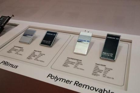 Samsung presenta al CES nuovi display e nuove batterie