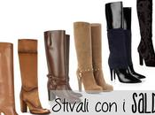Shopping closet//Stivali, l'accessorio comprare saldi