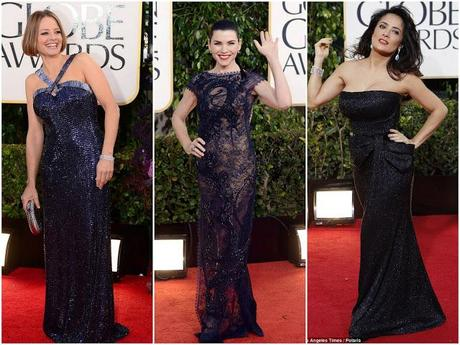 The Golden Pagelle: Globes 2013