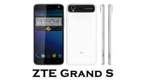 ZTE Grand S - Logo