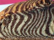 Panettone zebrato