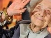 spenta Rita Levi Montalcini, anni scienza impegno civile