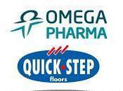 Omega Pharma-Quick Step: spettacolare presentazione Gand