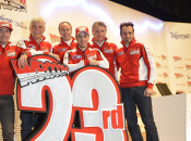 Andrea Dovizioso Nicky Hayden, veri protagonisti della seconda giornata Wrooom 2013