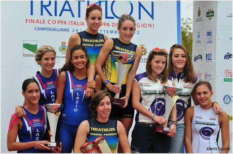 Premiazioni Regionali Triathlon Piemonte