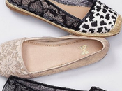 Lovely finds Espadrillas pizzo