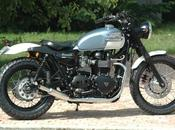 "Triumph Bonneville Speedback"" Mecatwin"