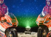Nella terza giornata Wrooom 2013 team Ducati torna sulle Dolomiti trentine
